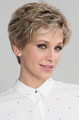 Perruque femme cheveux court naturel