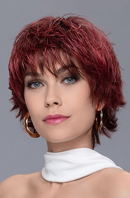 Perruque synthétique cheveux courts Spark