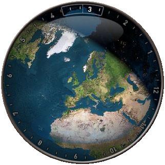 Simbol der Erde