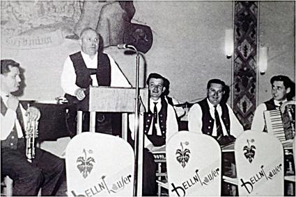 Roider Jackl und Dellnhauser Musikanten