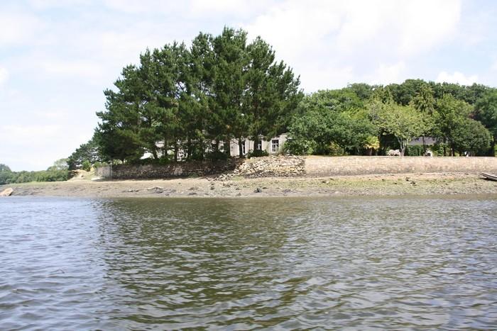 Une petite plage pour faire halte
