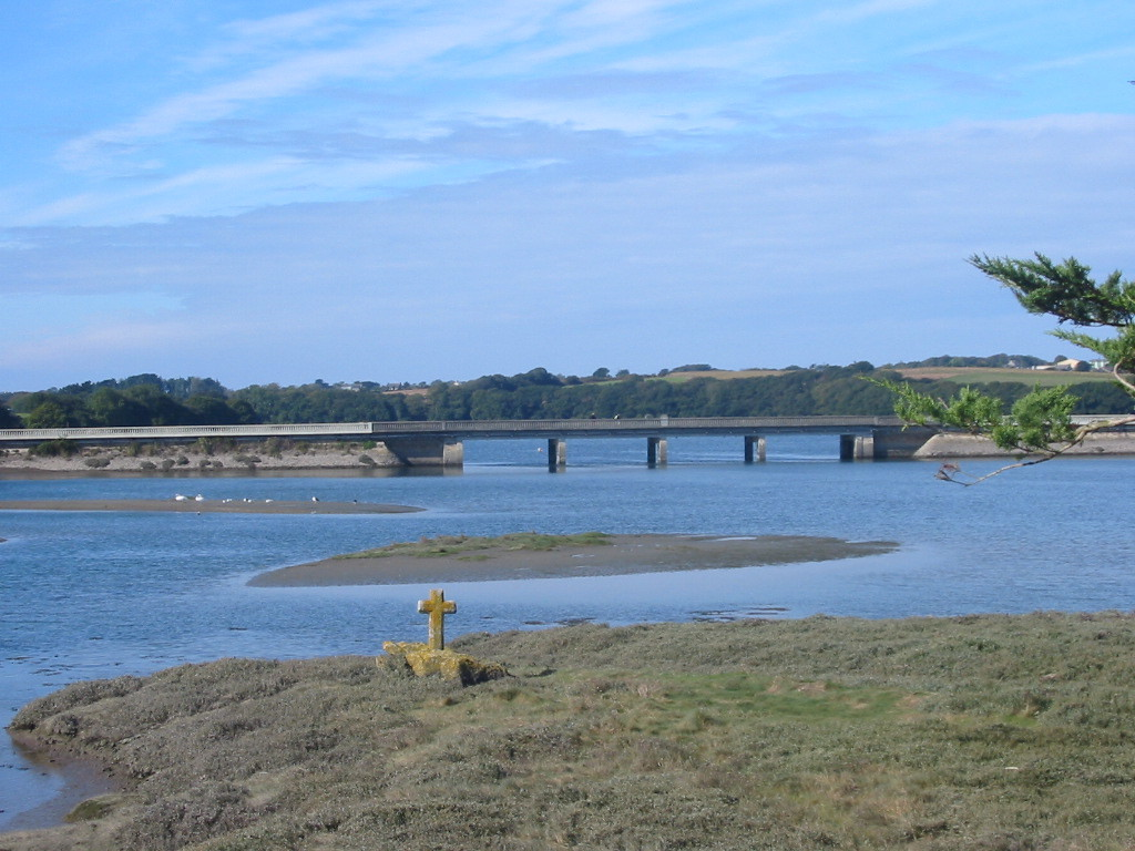 Tréglonou bridge