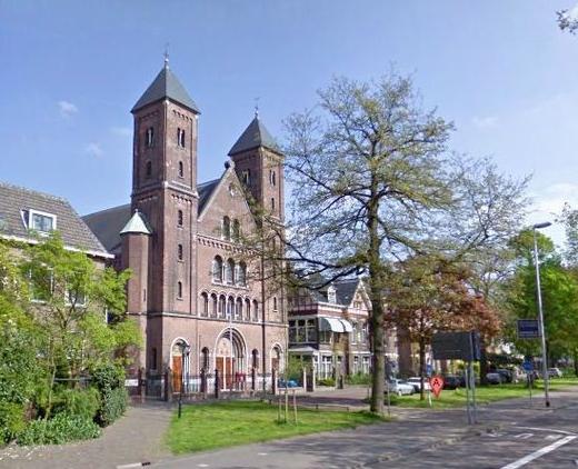 Gertrudiskathedraal Utrecht