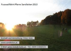 Einladung zur Wallfahrt 2013 (PDF)