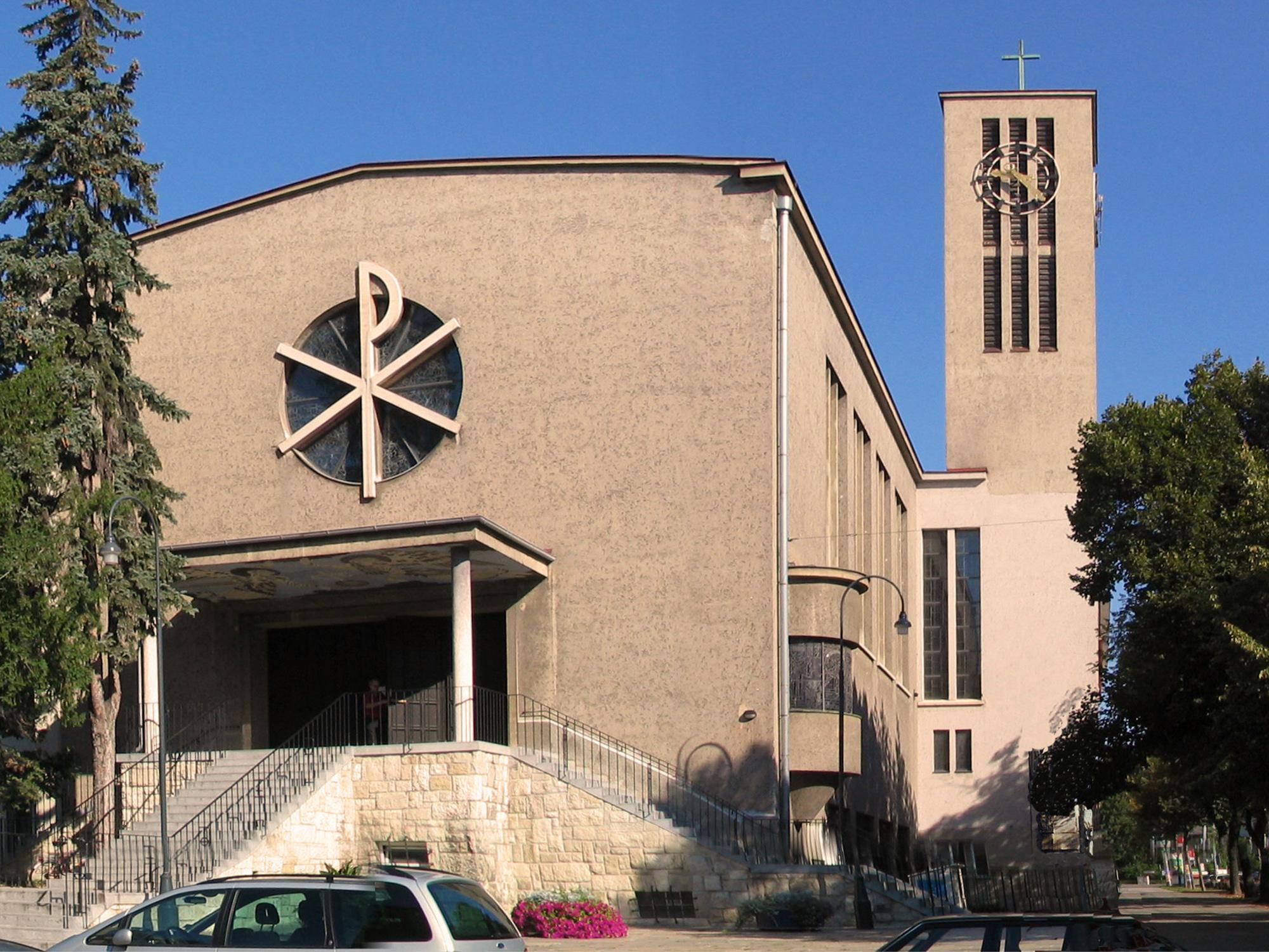 Kirche 2004