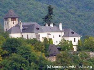 Burg Oberranna bei Mühldorf in der Wachau
