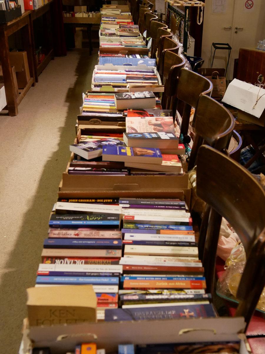 Bücher - für jeden etwas