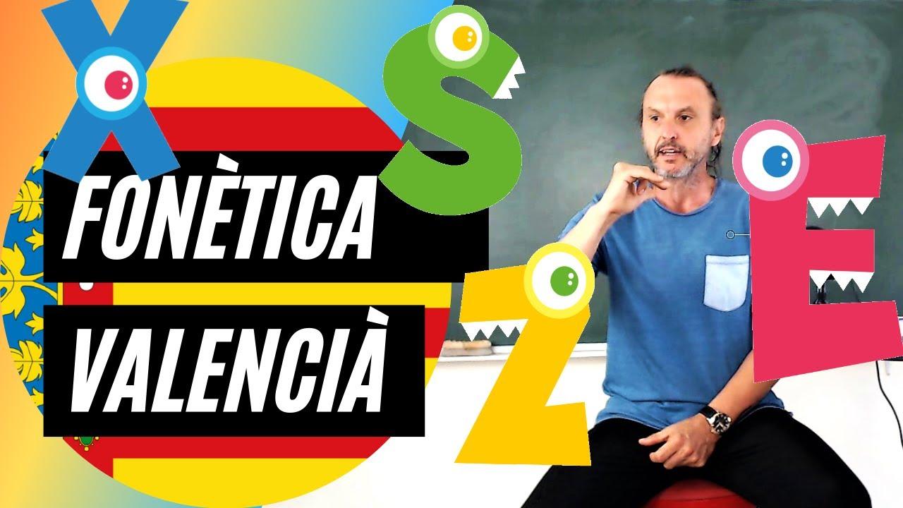 Ortografia i fonètica del valencià