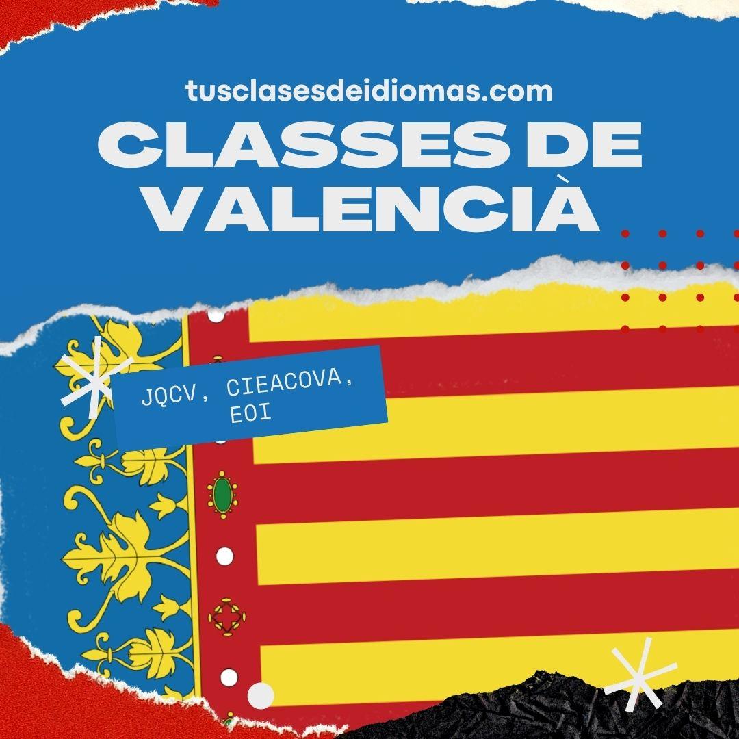 Classes particulars de Valencià en Alacant