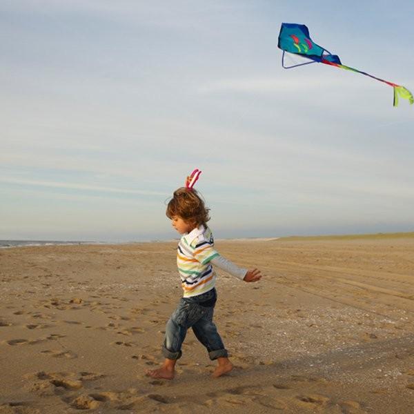 plage de sable de la Baie de Somme