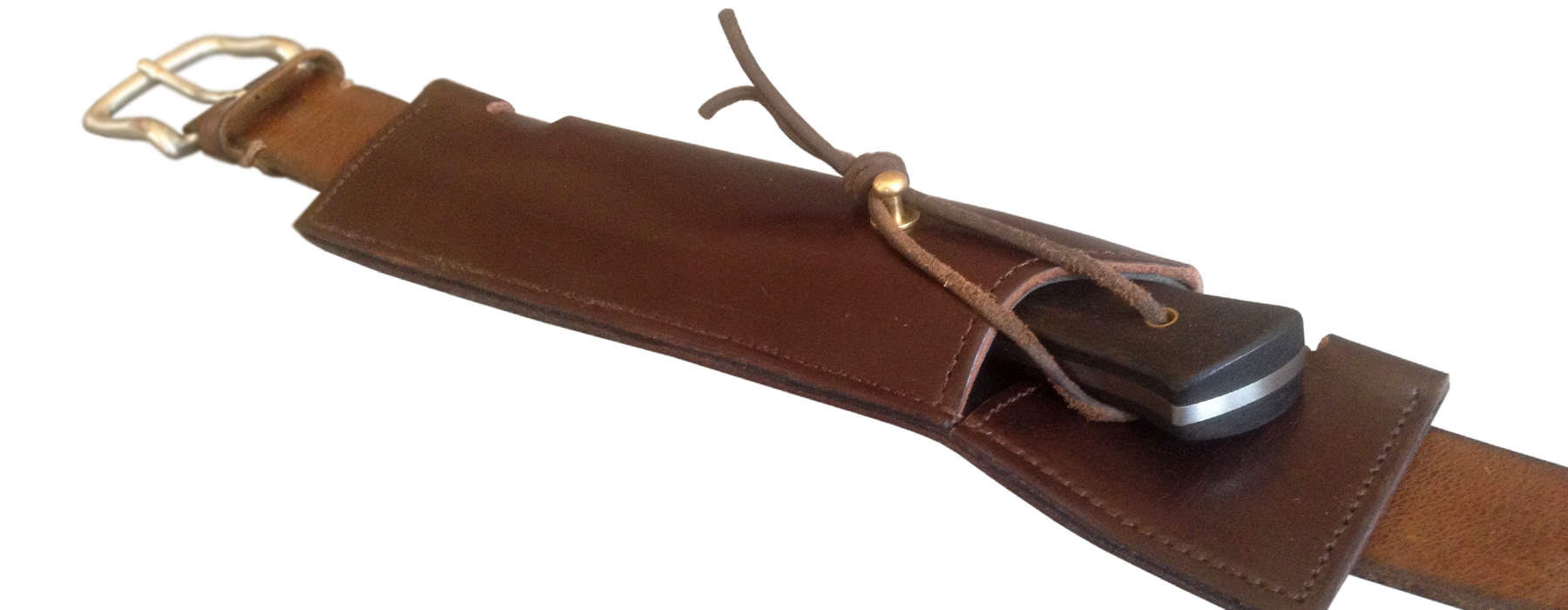 de curae | knife sheath – Thorsten Schlesinger