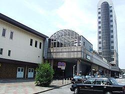 JR 五井駅