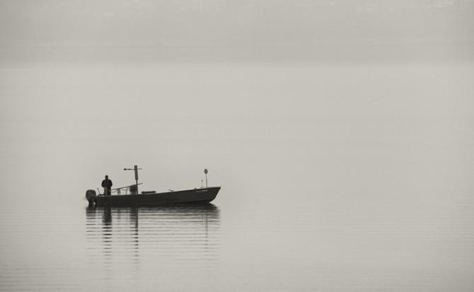 Fisherman & Fog, Bielersee