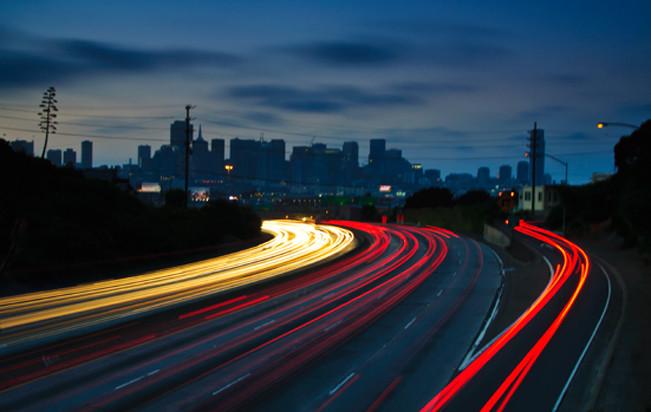 San Francisco Night Rush