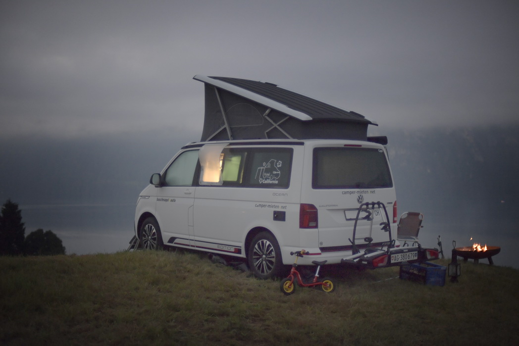 Volkswagen California Ocean Camper