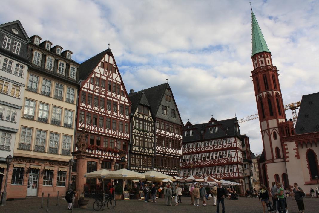 Путешествие по центру Германии. 11 дней. 1025 евро в мини-группе из 4 человек.