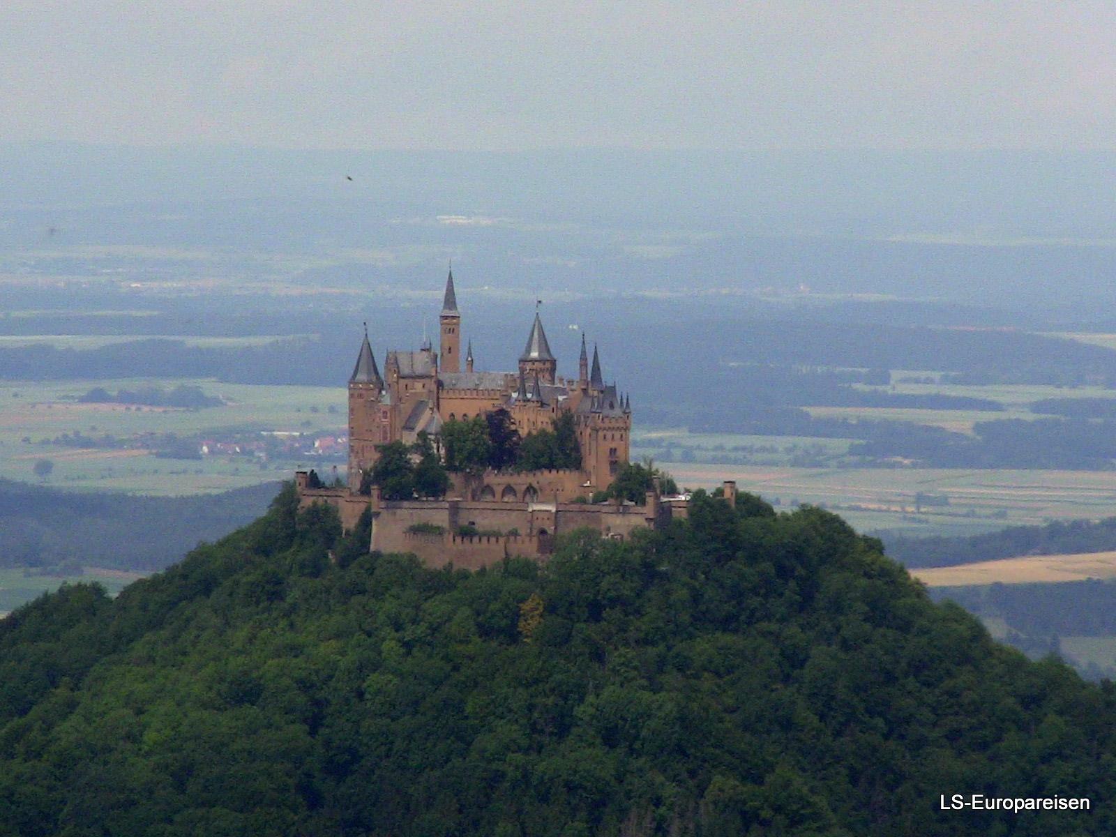 Неизведанный юг Германии. 11 дней. 1105 евро в мини-группе из 4 человек.