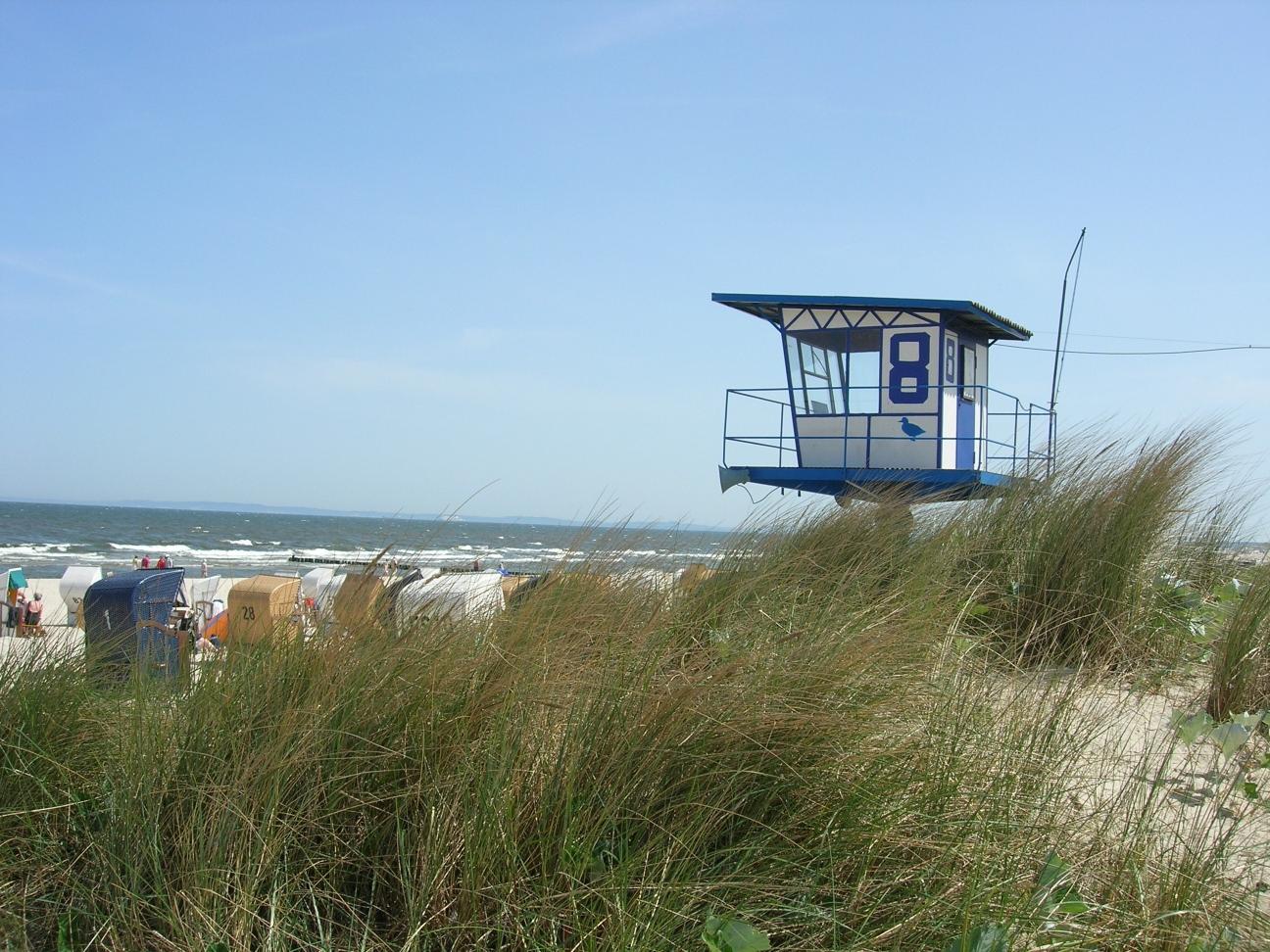 пляжи Балтики