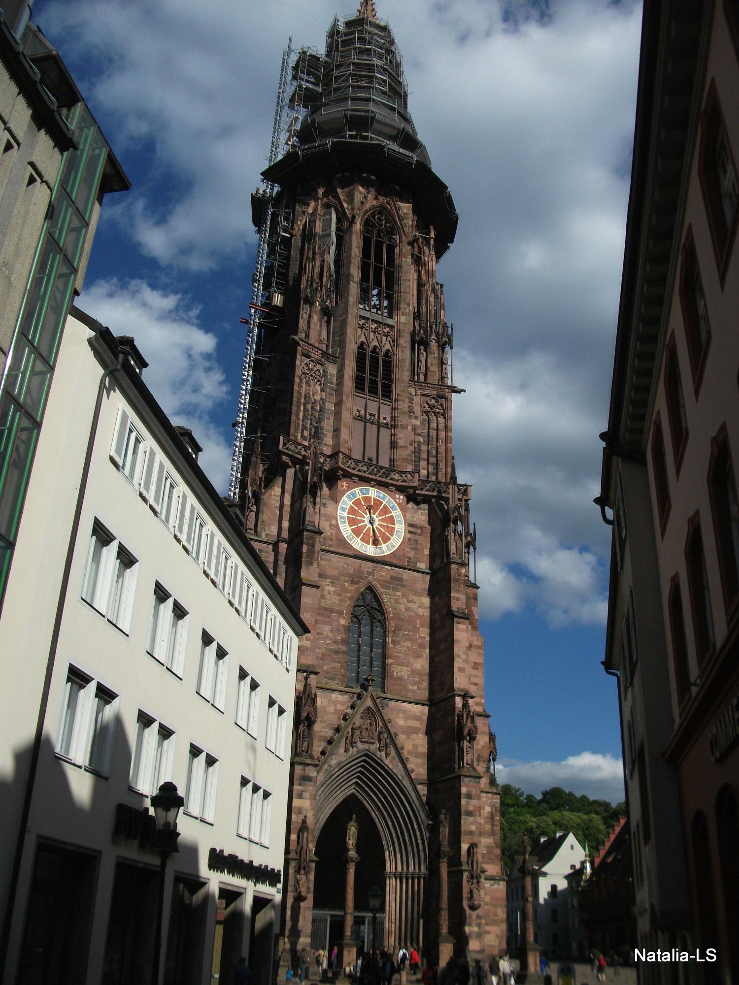Фрайбург в Брайсгау