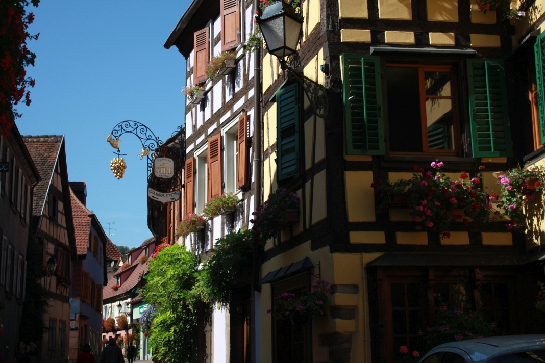 Эльзас и Лотарингия. 8 дней. От 980 евро в мини-группе из 5 человек.