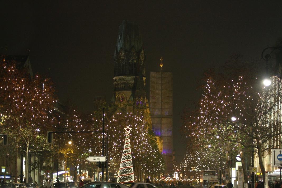 Рождественская Германия. 8 дней. От 850 евро в мини-группе 5 человек.