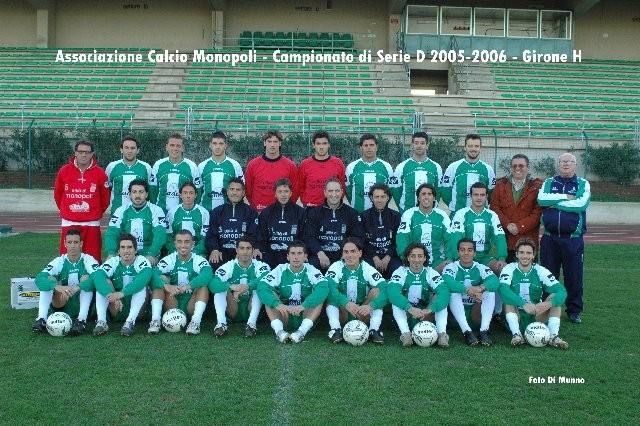 A.C.Monopoli LND 2005/2006