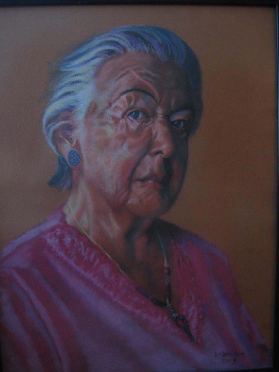 """Grandma""  -Soft Pastel-"