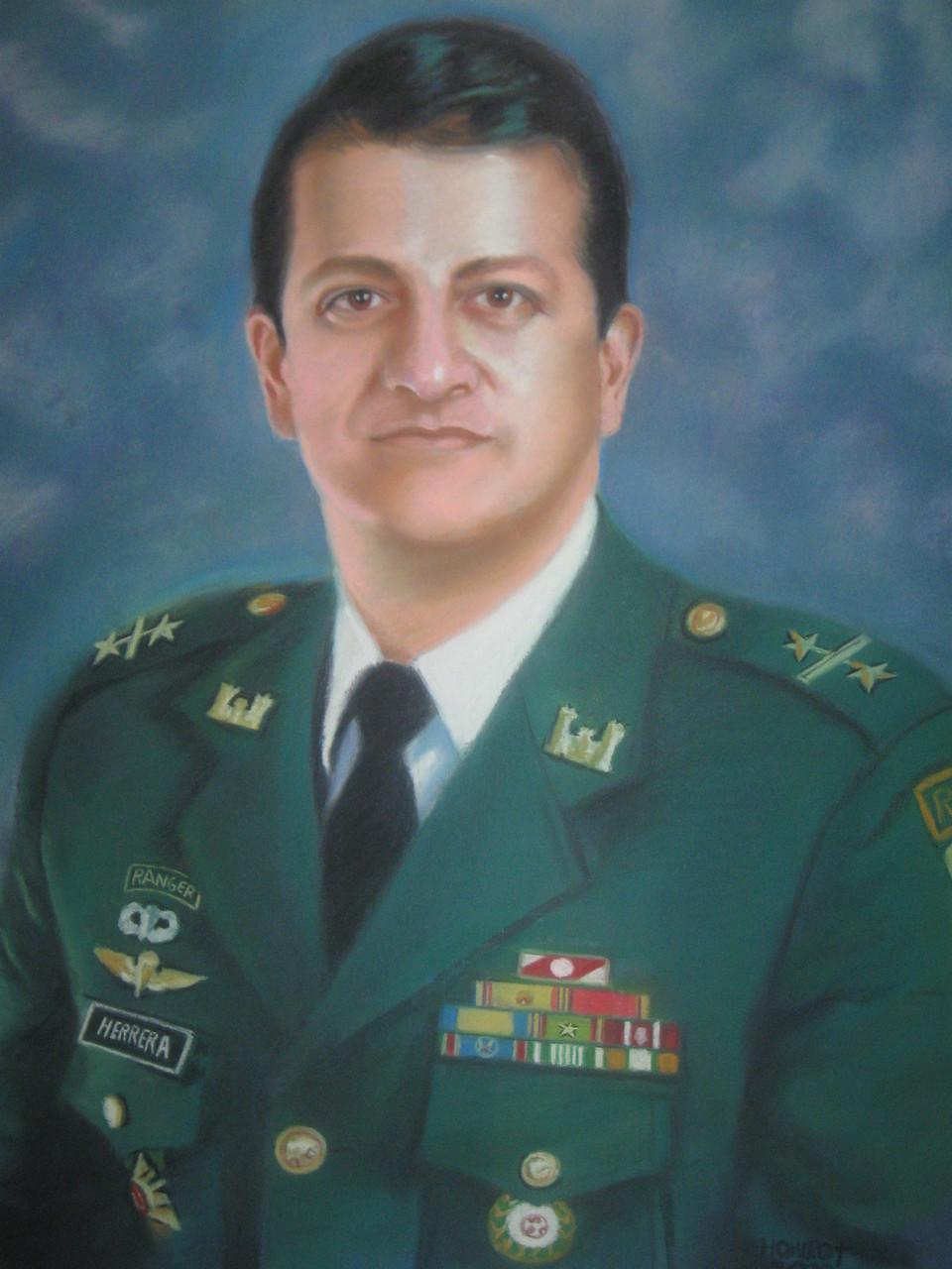 Colonel Herrera   (Soft Pastel)