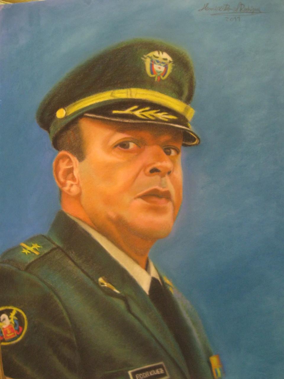 Colonel Rodriguez   (Soft Pastel)
