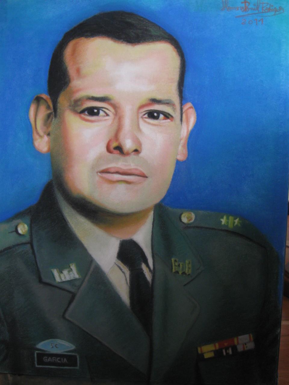 Teniente Coronel  (Soft Pastel)