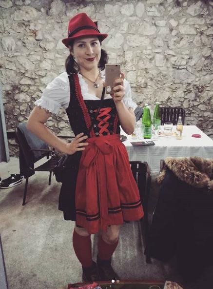 """""""Ein Piefke kommt selten allein"""" - Rolle: Elsa von Witzenstein"""