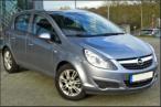 Opel Corsa 1.2 in silber