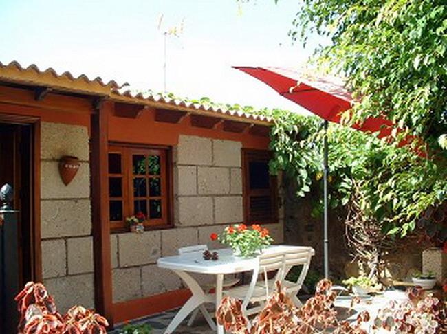 kanarisches Ferienhaus in Santo Domingo