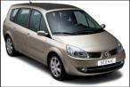 silberner Renault Grand Scenic 1.9 Diesel Automatik
