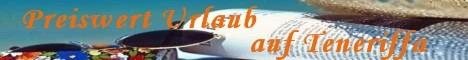 Preiswert Ferienwohnungen auf Teneriffa
