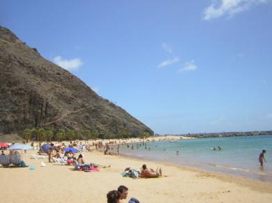 Strand Playa Las Teresitas