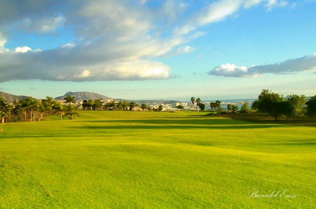 Golfplatz Adeje