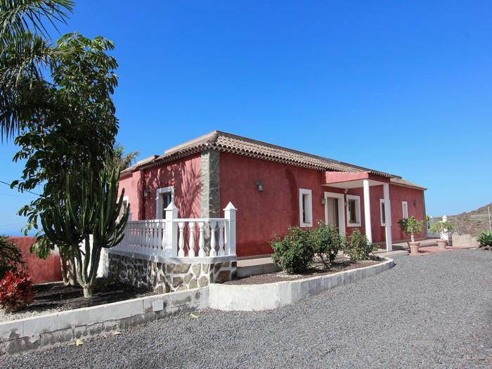 Eingang vom Finca Haus