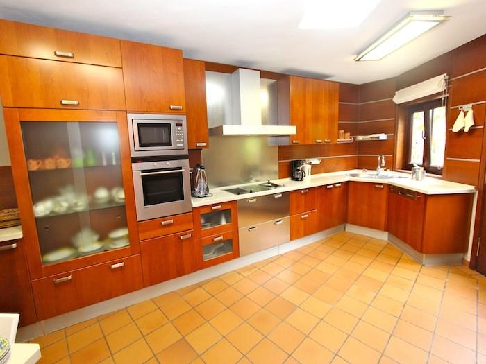 Küche der Finca Urlaubstraum