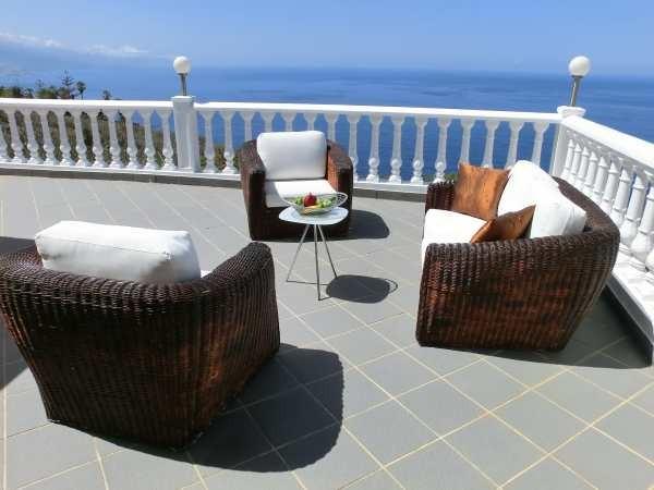 Sitzmöbel Terrasse