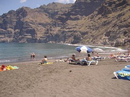 Strand von Los Gigantes