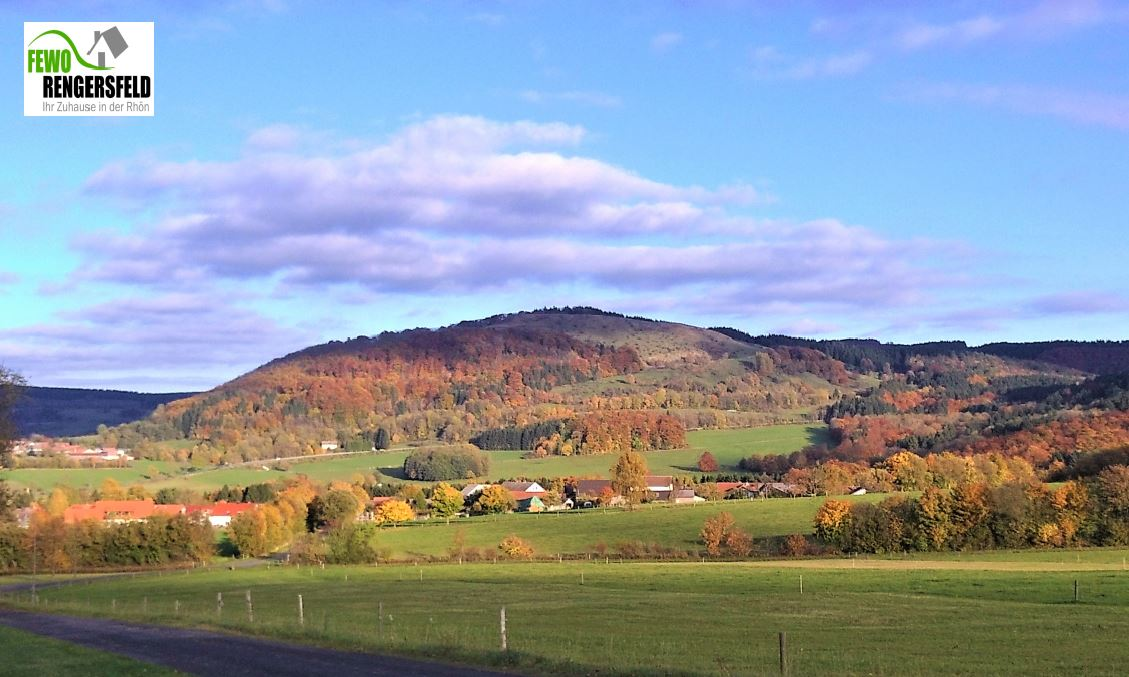 Goldener Oktober rund um Rengersfeld