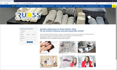 RUOSS SCHÜBELBACH ONLINE-SHOP