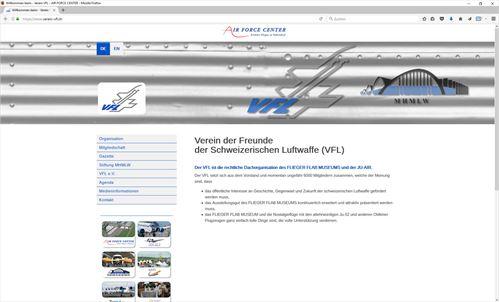 Verein VFL im AIR FORCE CENTER, Dübendorf