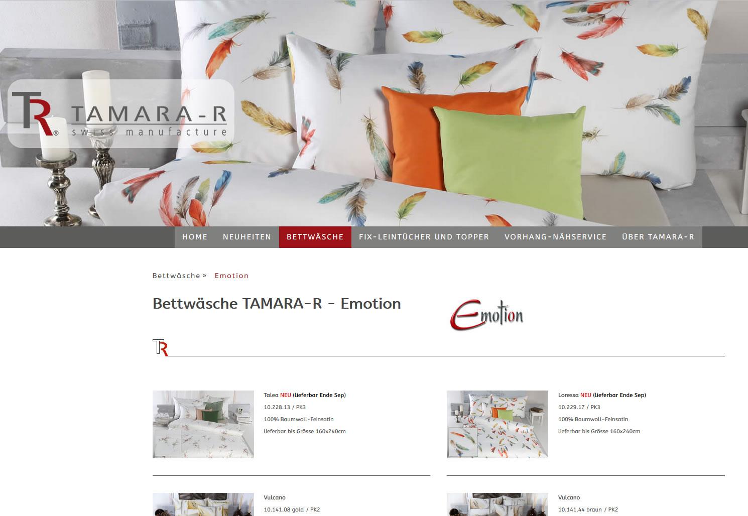 TAMARA-R, Schübelbach