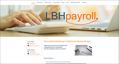 LBH Payroll AG, Rapperswil - Lohnbuchhaltungen und Lohnadministration