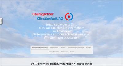 Baumgartner Klimatechnik AG