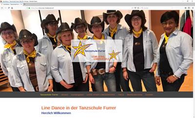 Tanzschule Furrer, Rüti ZH, LONE-STAR-LINEDANCERS