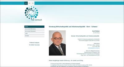 rok-consult.ch - Berater Wirtschaftspolitik und Arbeitsmarktpolitik