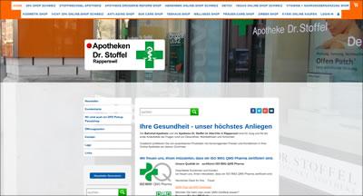 Apotheke Dr. Stoffel, Rapperswil